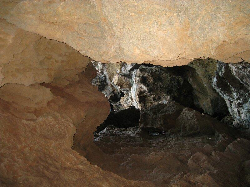 Испания аликанте пещеры