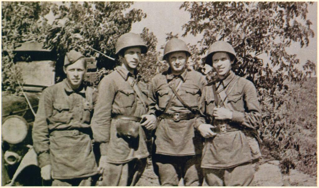 Защитники Могилёв-Подольского, июнь 1941-го