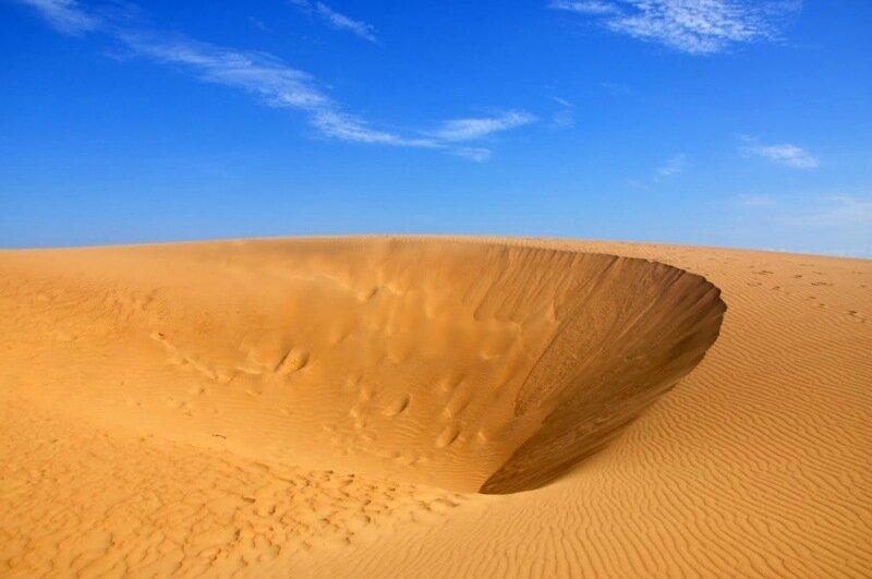 Невероятно красивая пустыня в парке Меданос де Коро 0 1c59e5 e90ad5de XL
