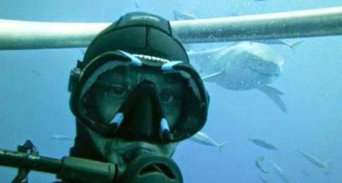 Селфи нового уровня: в небе, под водой, со зверями и другой экстрим