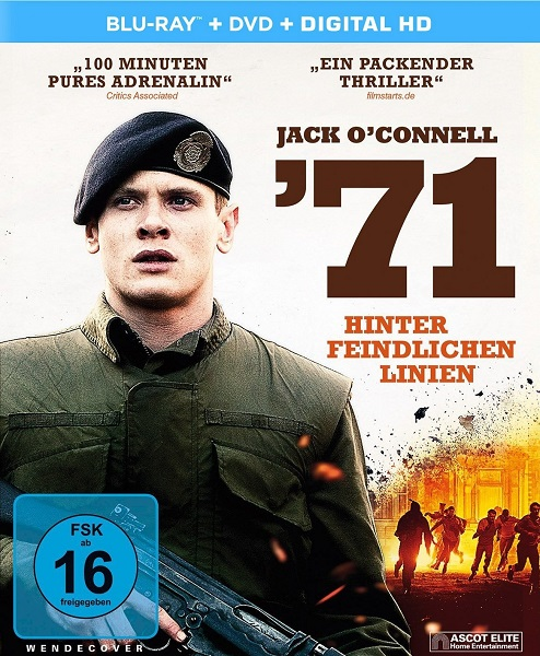 71 / '71 (2014) HDRip / BDRip 720p