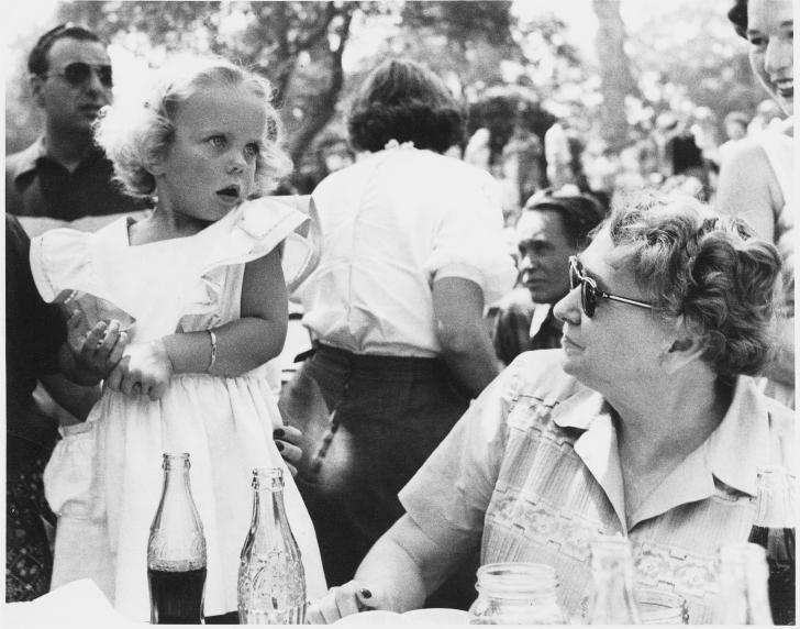 Джорджия Танн в 1942 году Джорджия Танн родилась в Хикори, Миссисипи, в 1891 году. Ее отец, Джордж,