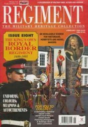 Журнал Regiment 08. The King's Own Royal Border Regiment 1680-1995
