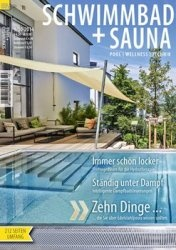 Журнал Schwimmbad + Sauna №9-10 2014