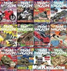 Журнал Tamiya Model Magazine International 2014 (12 Issues)