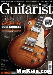 Guitarist UK - January 2015