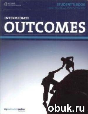 Книга H. Dellar. Outcomes Intermediate (с аудиокурсом)