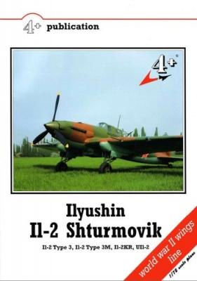 Книга Ilyushin Il-2 Shturmovik. Il-2 Type 3, Il-2 Type 3M, Il-2KR, UIl-2