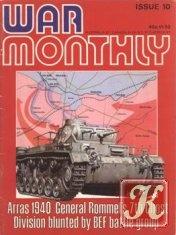 Журнал War Monthly Issue 10