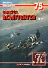 Книга Bristol Beaufighter cz. 2 (Monografie Lotnicze 75)