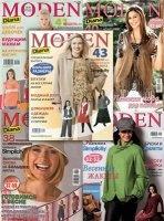 Журнал Diana Moden для полных 2009-2010 гг.