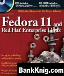 Книга Fedora 11 and Red Hat Enterprise Linux Bible