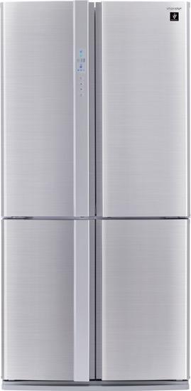 Новые четырех дверные холодильники Sharp