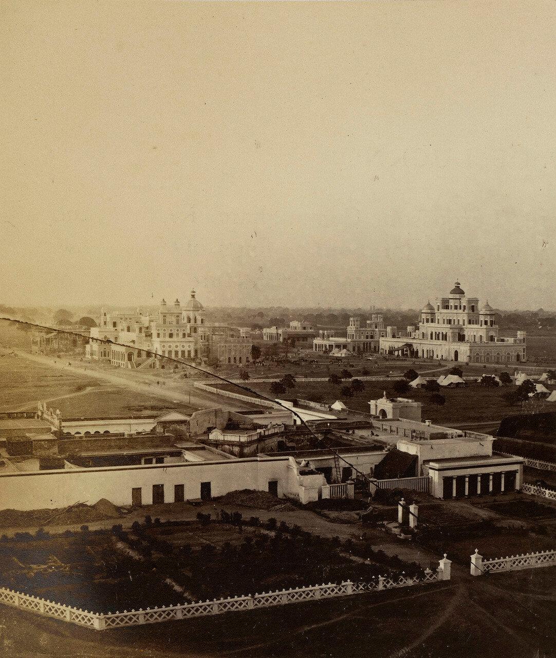 20. Общий вид Лакхнау