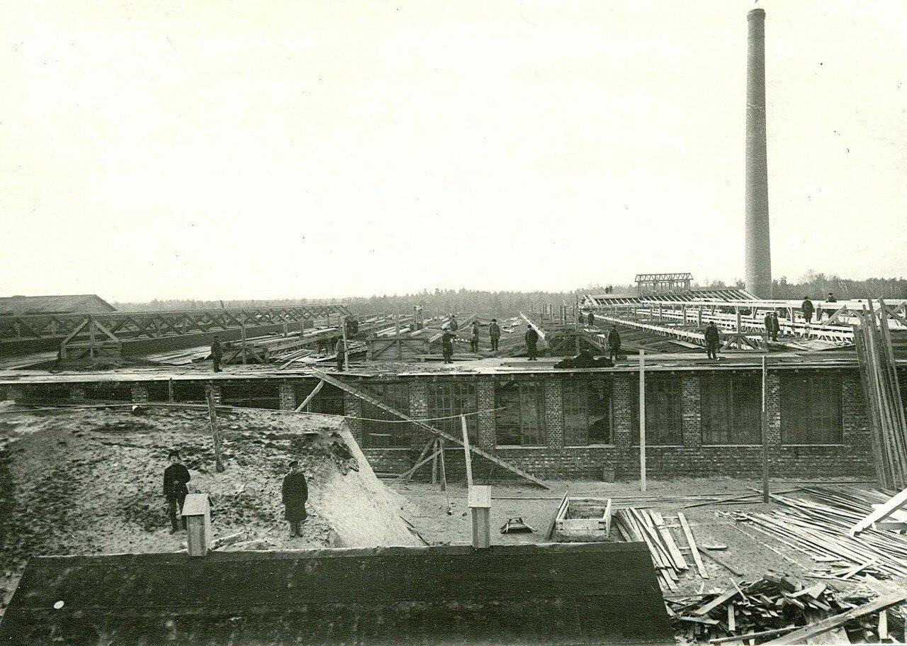 01. Строительство завода