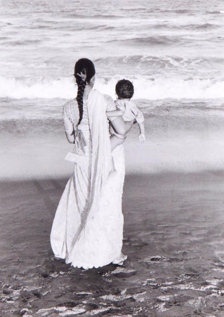 1971. Мадрас, Индия