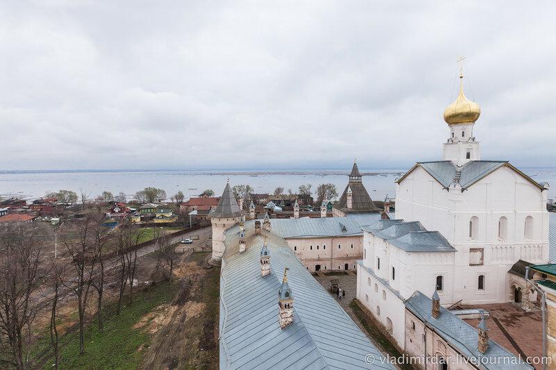 Озеро Неро. Ростовский кремль.