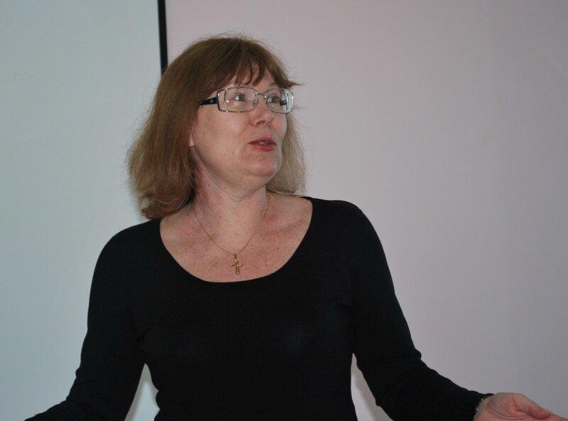 Елена Колядина (фото Александра Дудкина)