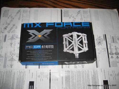 Педали xPedo MX3R-1