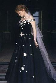 Купить черное свадебное платье спб