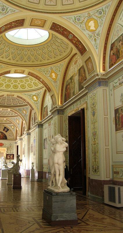 Галерея истории древней живописи