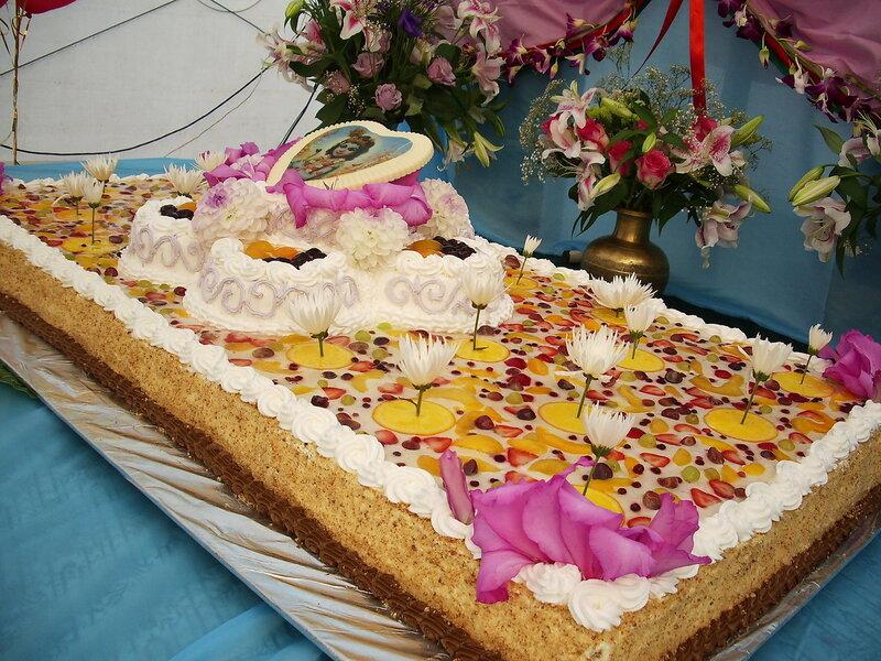 Большие картинки с тортами