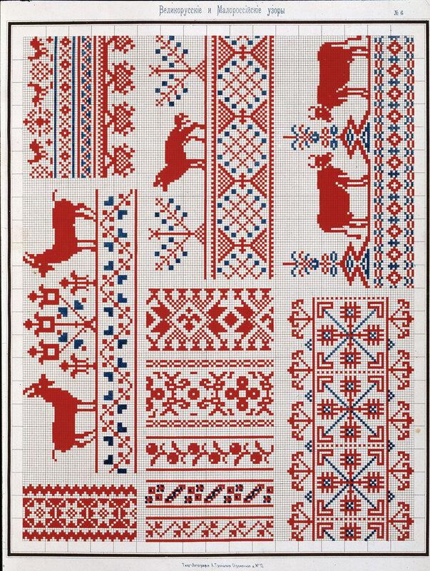 Главная - Вышивка крестом - пошаговое ...: www.stitchcross.ru/razdeli/vishivka/vishivka-uzori.html