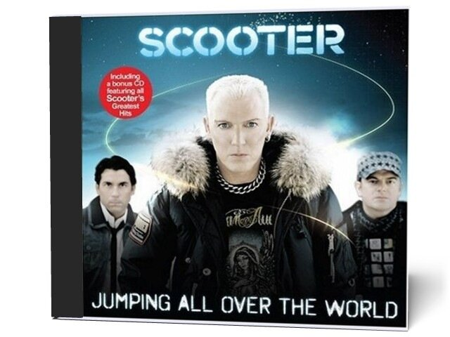 Scooter - Jumping All Over The World (Incl Bonus T ...
