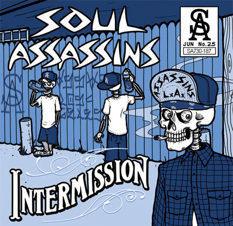 "DJ Muggs ���������� ����� ""Soul Assassins"""