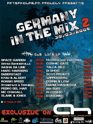 Germany in the Mix 002 (30-03-2009)