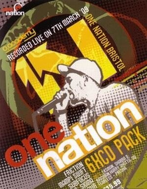 Live At One Nation Bristol March 09 (6CD)