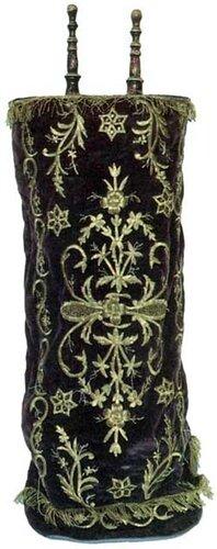 Футляр для свитка Торы (20 век)