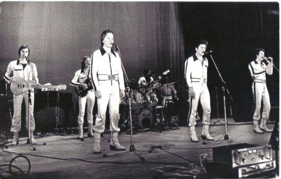 Лейся песня, Валерий Кипелов