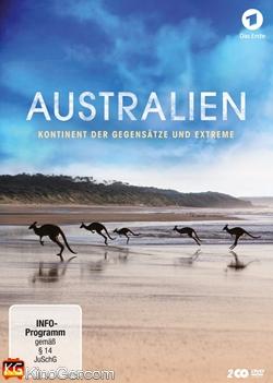 Australien Kontinent der Gegensätze und Extreme (2015)