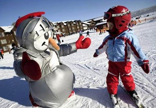 Где пройдет новогодний отдых россиян?