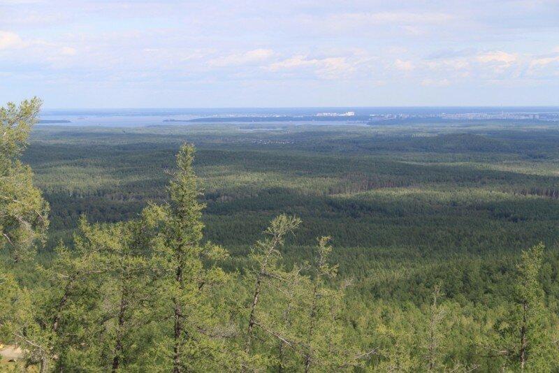 Уральские горы что посмотреть