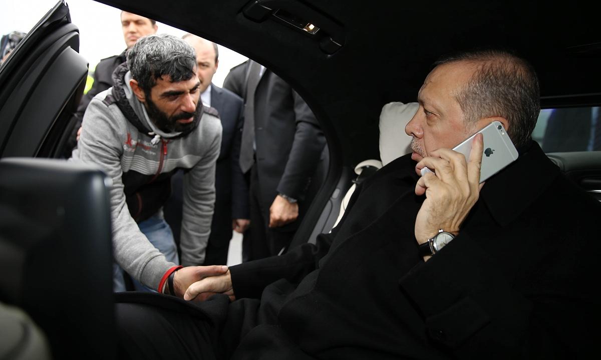 Эрдоган хороший или жёстко пиарится?