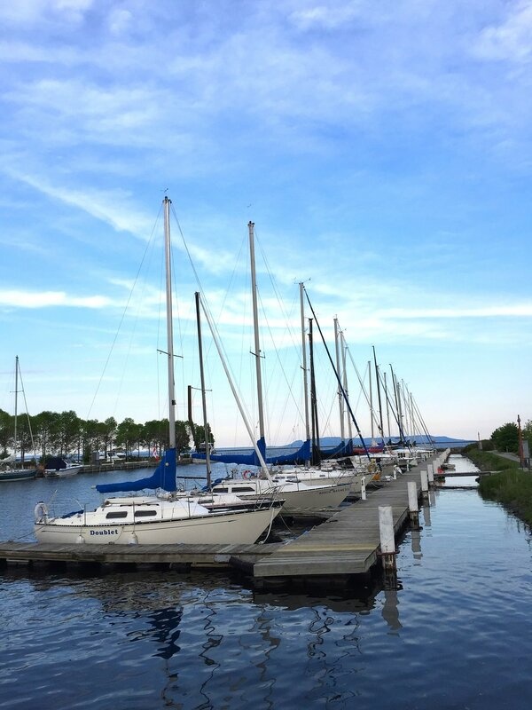 Marina Park.Thunder Bay.