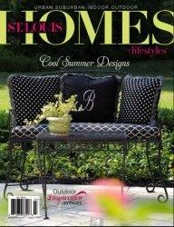Журнал St. Louis Homes & Lifestyles №5 2013