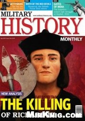 Журнал Military History Monthly 2013-07