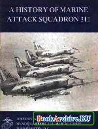 Книга A History of Marine Attack Squadron 331.