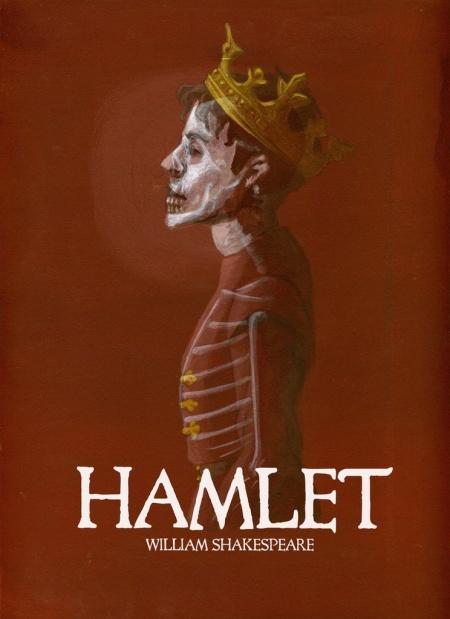 Книга Гамлет,  Уильям Шекспир  (1603)