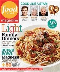 Журнал Журнал Food Network №1-2 (январь-февраль 2011) / US
