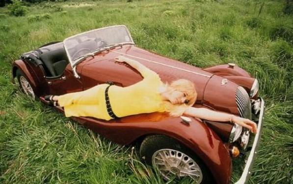 Ретрореклама авто