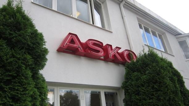 Asko завод Jung