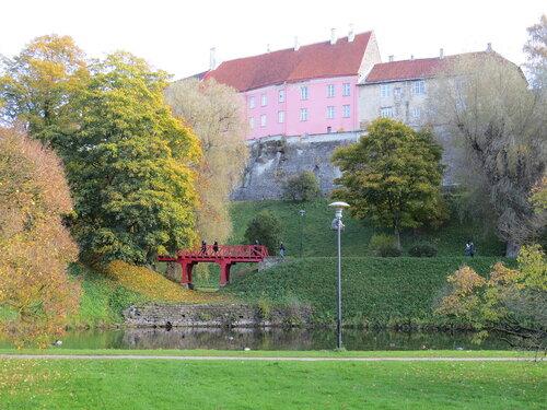 Парк Шнелли. Таллинн