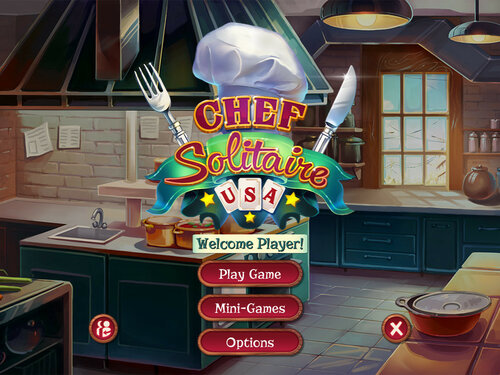 Download Chef Solitaire: USA