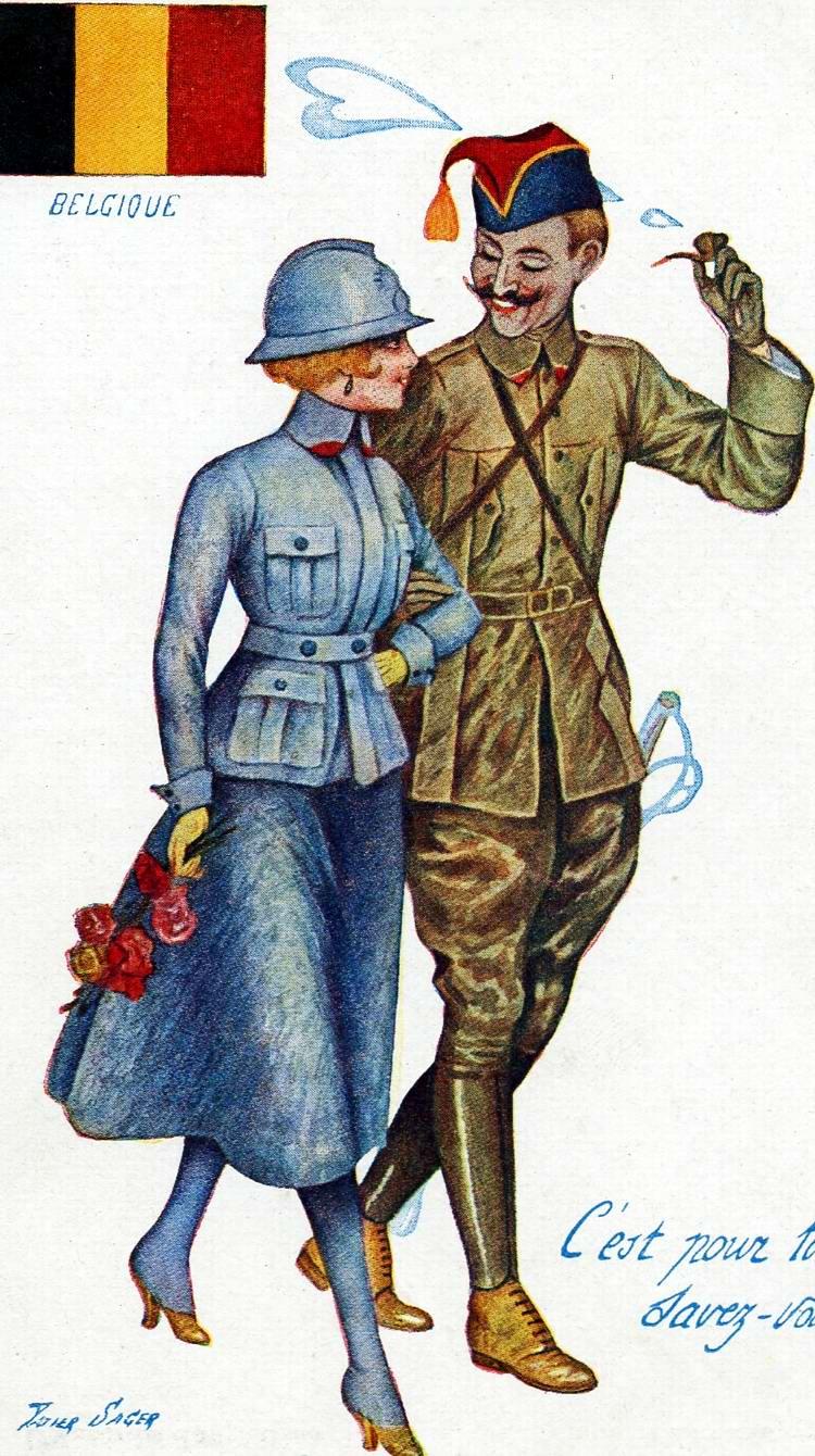 Открытки 1918, картинки надписью