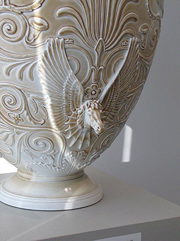 Фрагмент вазы