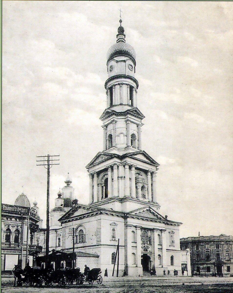Александровская Колокольня Успенского собора